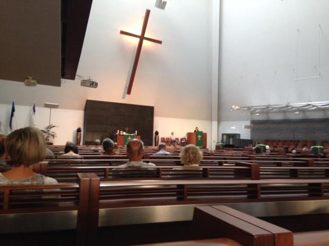 Зал Методистской Церкви